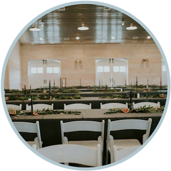 Table and Chair Rentals with The Silver Spoon Barn